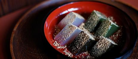 京のわらび餅