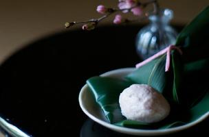 桜生麸餅(春季限定)