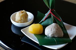 栗生麸餅(秋季限定)