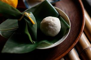 柚子生麸餅(冬季限定)